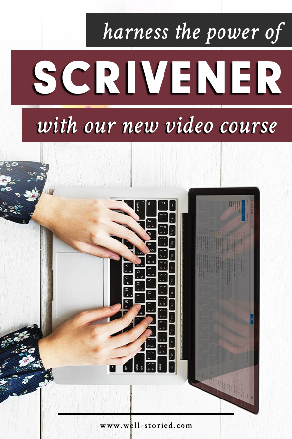 If you've long grown frustrated by the limitations of traditional word processors, Scrivener may just revolutionize your writing life. And in our new self-paced video course, I'm here to show you how!