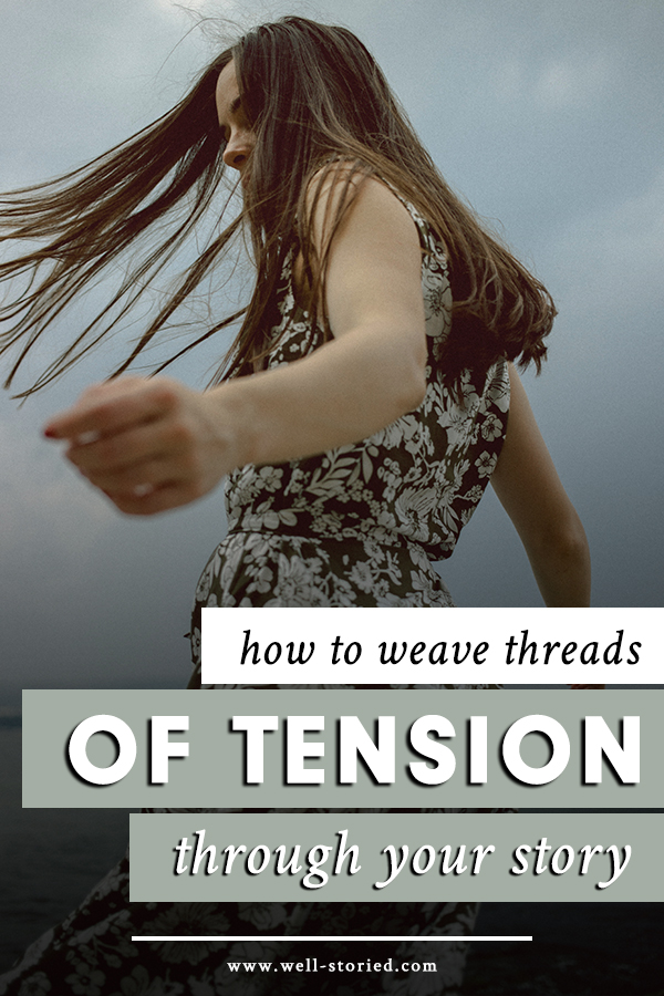 How can you weave powerful narrative tension into your story? Let's discuss my top tips in this article from the Well-Storied blog!