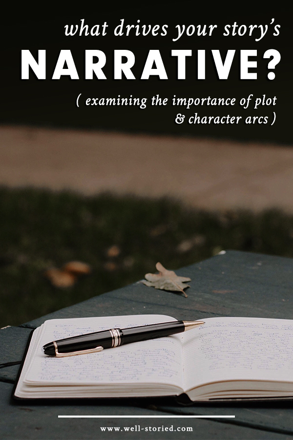 "Do you know what drives your story's narrative? The phrases ""character-driven"" and ""plot-driven"" are fairly popular, but what do these terms really mean? And why is it important that you know which type of arc lies at the heart of your story? Let's dig in together in today's article."