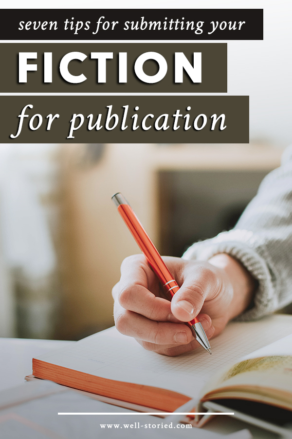 Preparing to submit your fiction for publication? Don't miss Lynne Lumsden Green's top tips over on the Well-Storied bog!