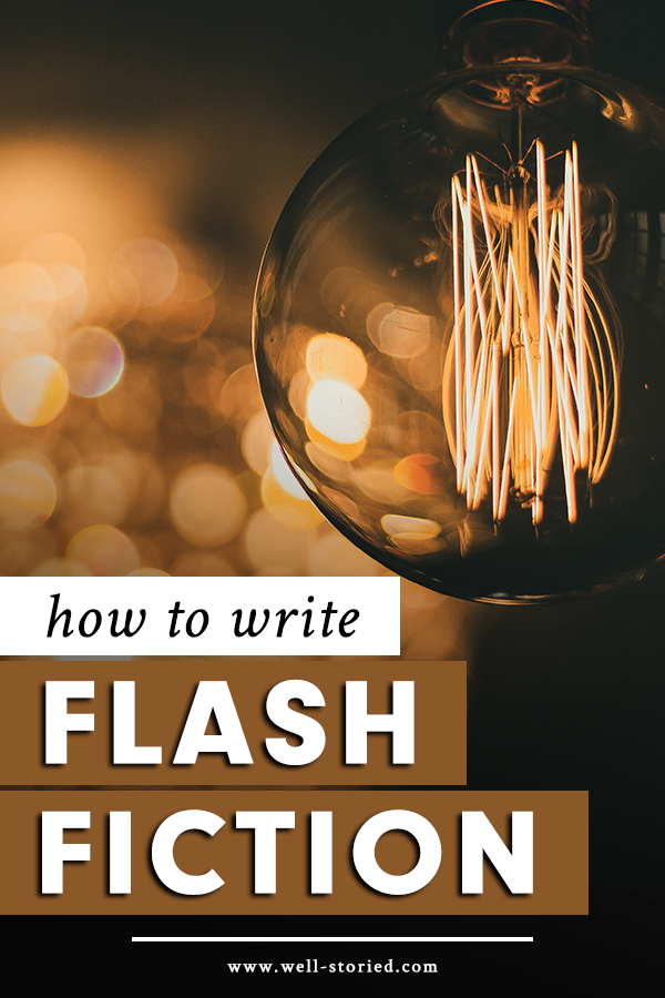 There's nothing like flash fiction to teach you how to write an engaging story. Learn why & how to pen your own in this guest post from John Kerr on the Well-Storied blog!