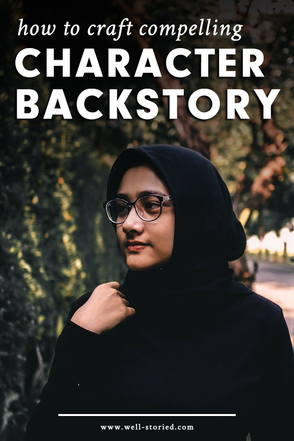 Part of getting to know your characters is getting to know their history. What elements should you consider when crafting compelling backstories for your characters? And how do you translate that backstory onto the page without bogging down the story you're trying to tell? Don't miss this breakdown on the Well-Storied blog!