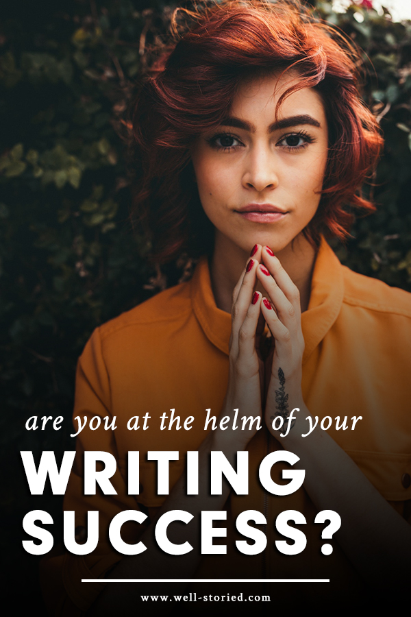 Are you at the helm of your writing success? In this guest post, Clare Di Liscia shares how you can captain your writing career for long-term success!