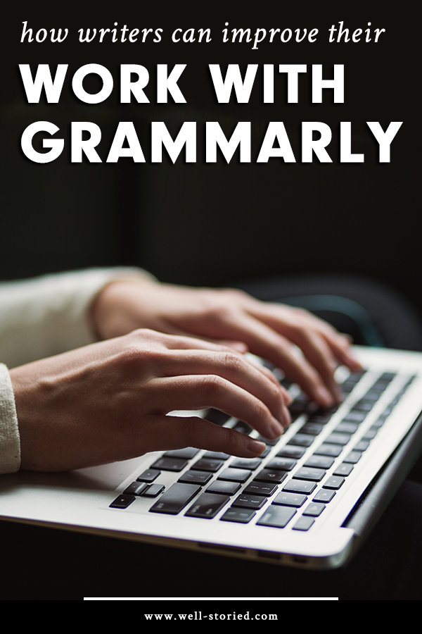 From the copy on your author website to the emails you send your readership and the marketing ads and campaigns you create — to thrive in your writing career, you must present your work to the world with professionalism. That's where Grammarly comes in handy. Learn how writers can utilize this AI-powered text editor today!