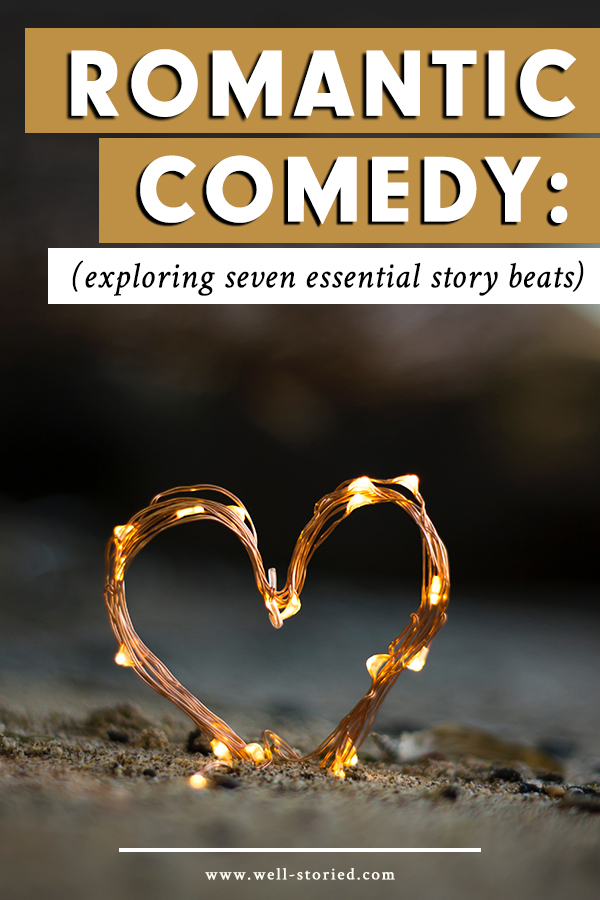 Romantic comedies are experiencing a renaissance. Thinking fo writing your own? Lynsay McCaulley shares seven essential story beats you don't want to miss!