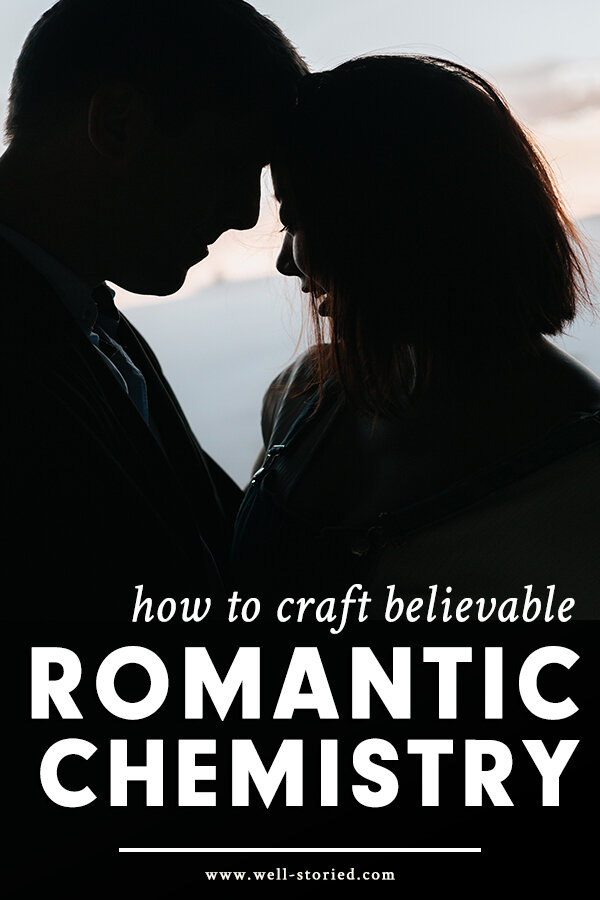 Writing romance or a romantic subplot? In this post from the Well-Storied blog, Kristen Kieffer breaks down what romantic chemistry is and how you develop chemistry between characters that your readers can believe in. Happily-ever-afters, here we come!