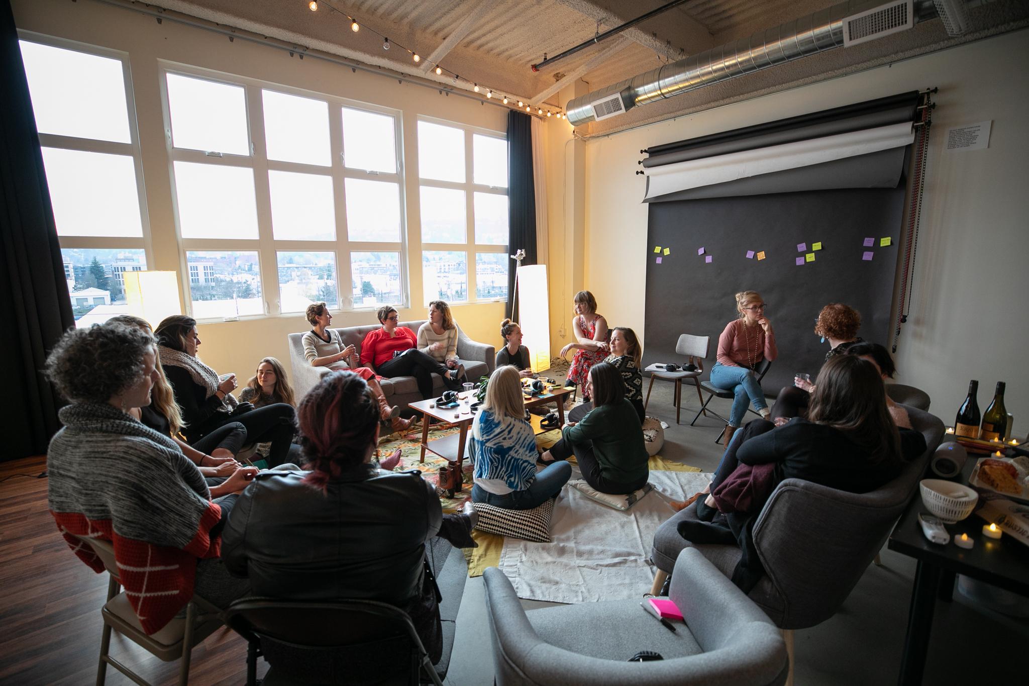 Awakening - a 6 week small group clarity class.