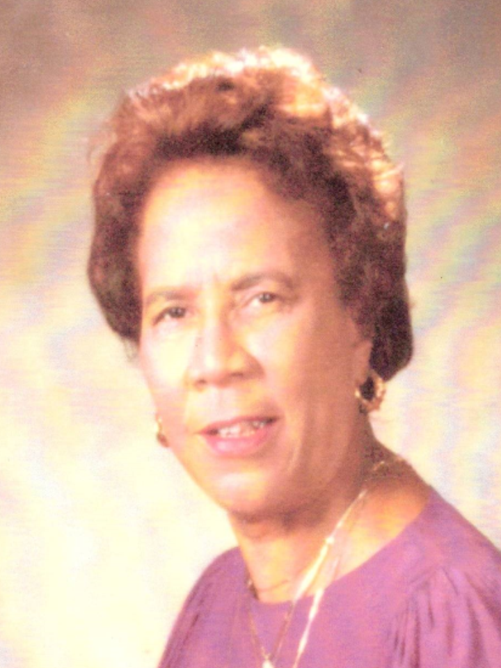 Civil Rights Leader Gayle Jenkins