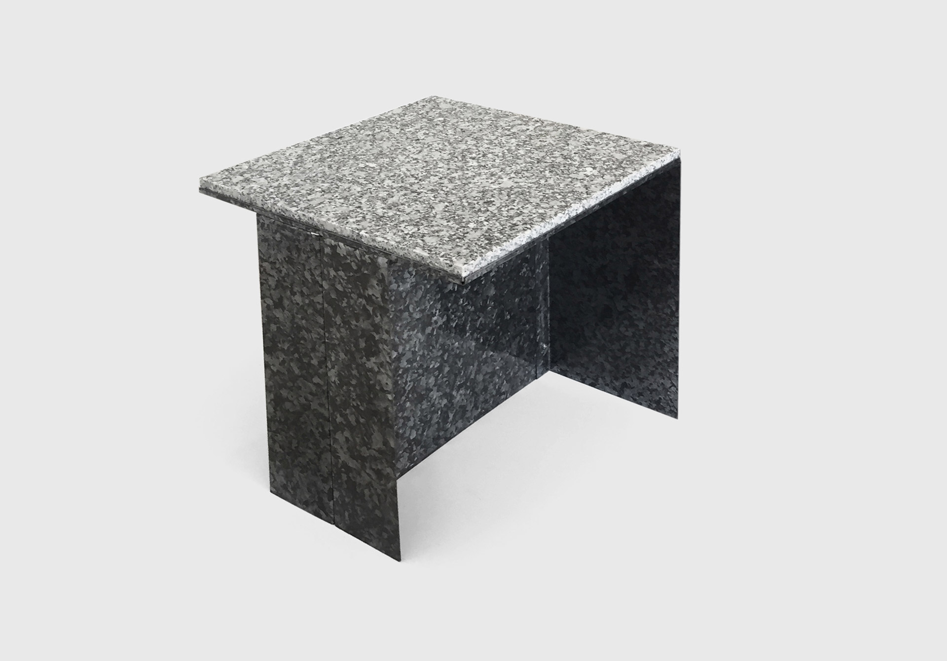 Tino   Seubert Regalvanize & Granite Table