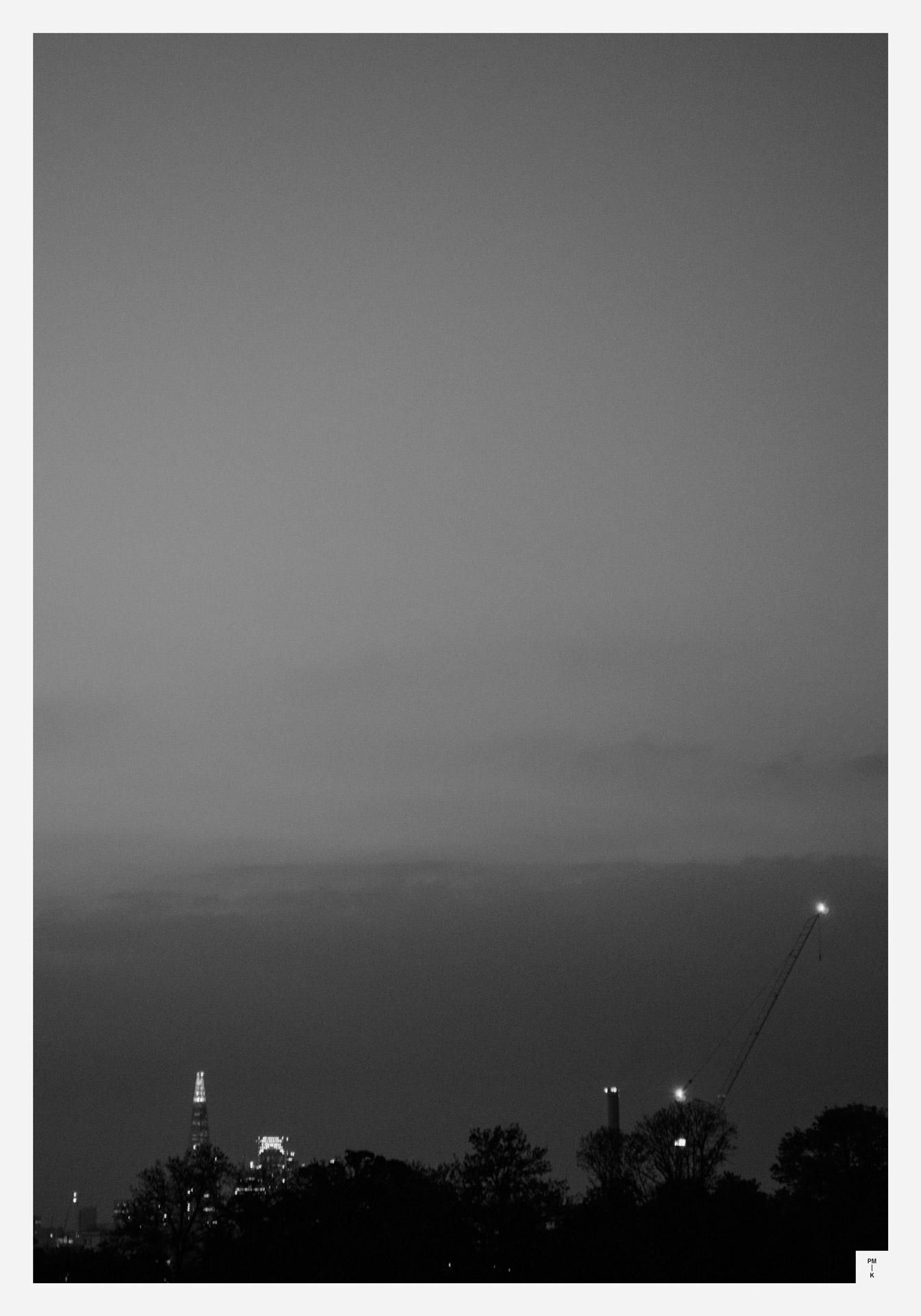 Tino Seubert - The Colour of Air - PM-K Print