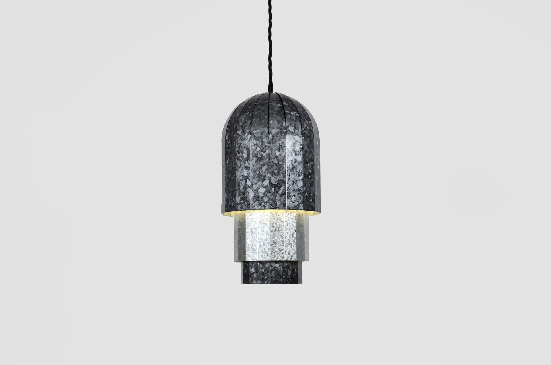 Tino Seubert - Regalvanize - Pendant Light