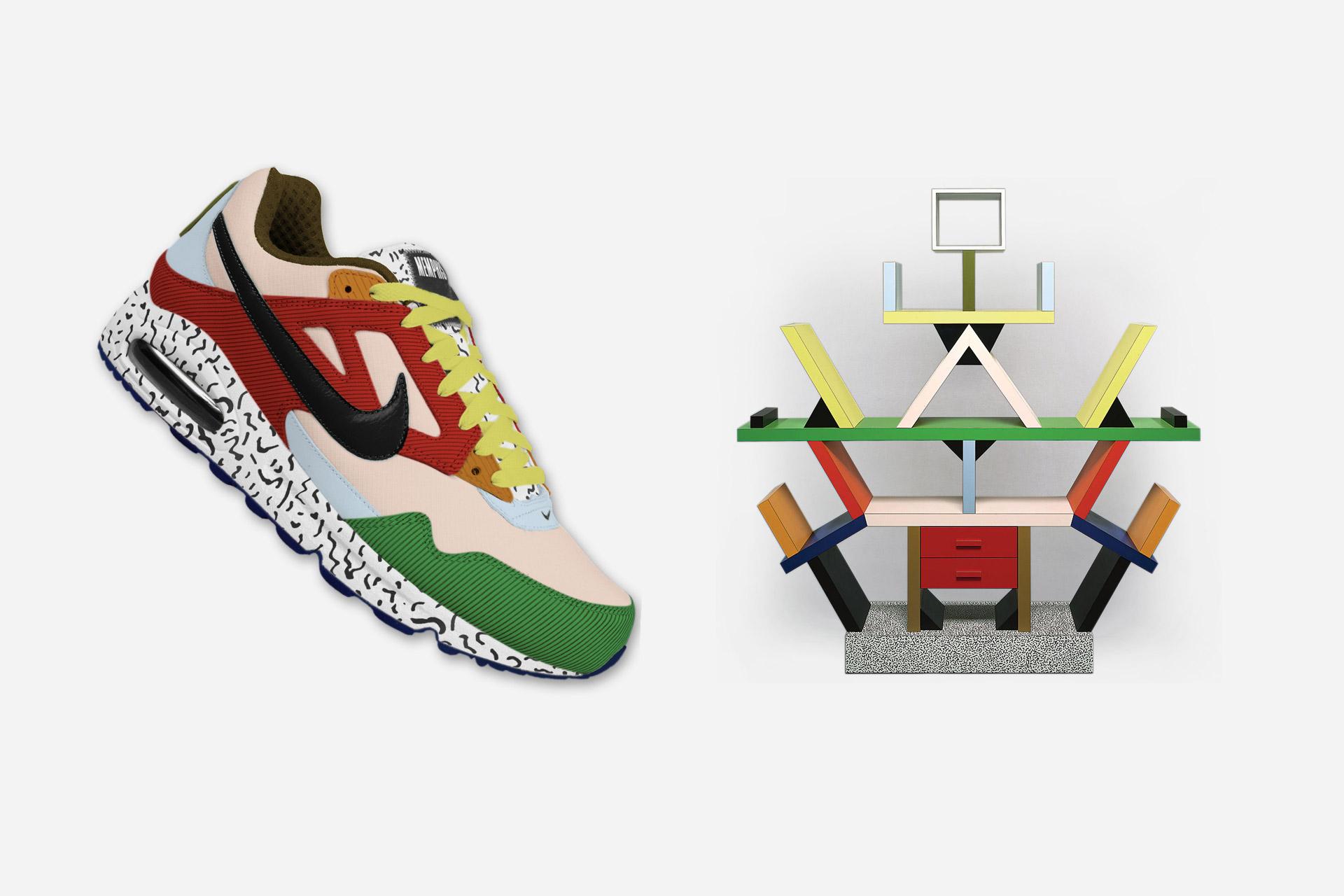Tino Seubert - Ettore Sottsass Sneaker - Nike