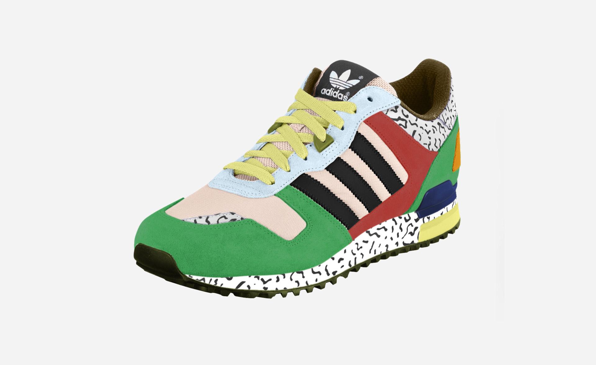 Tino Seubert - Ettore Sottsass Sneaker - Adidas