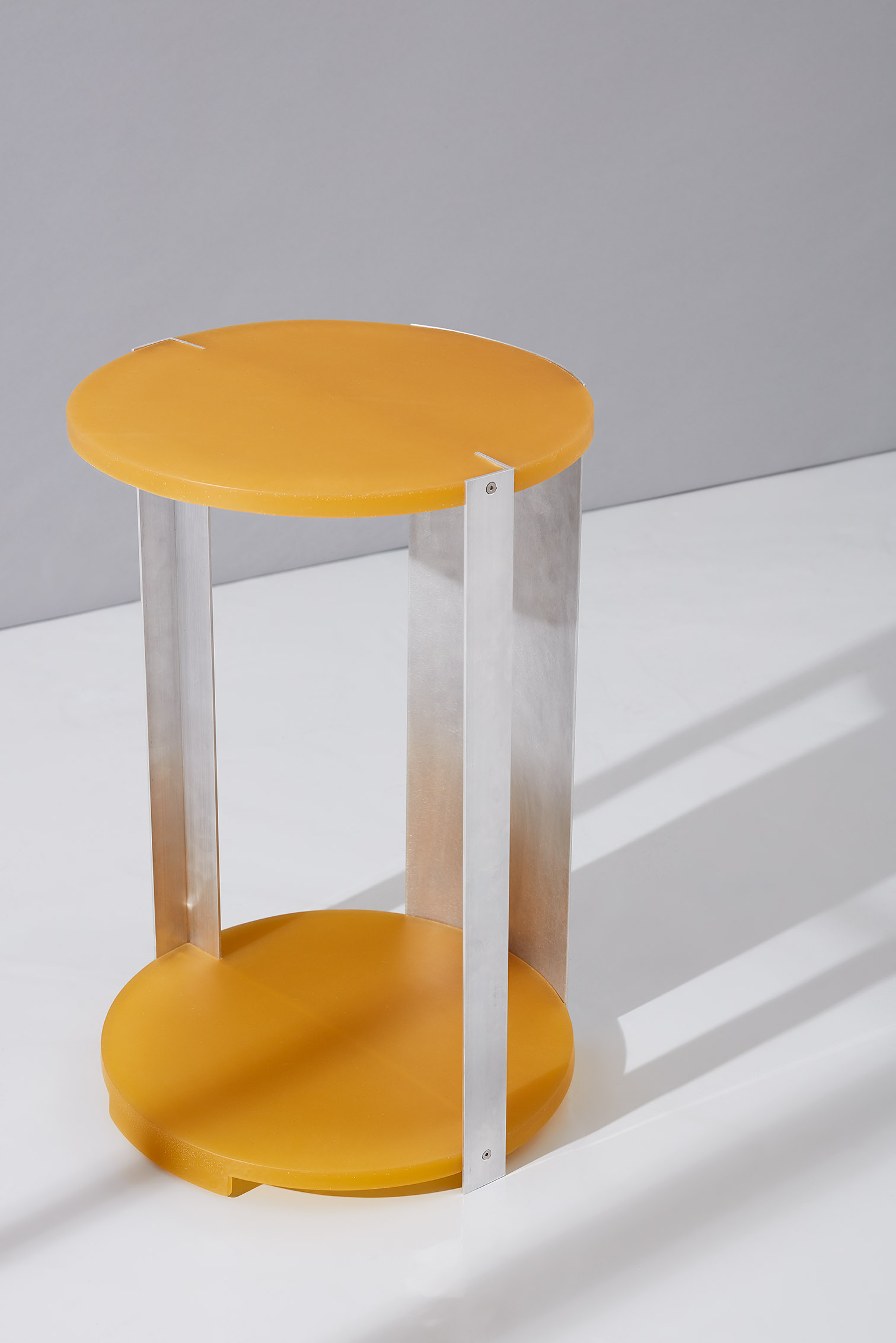 Resin Side Tables
