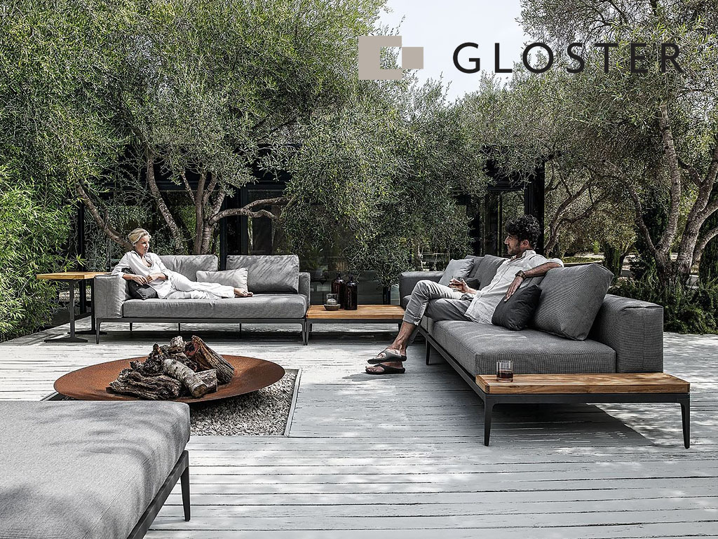 GLOSTER GRID KOLLEKTION