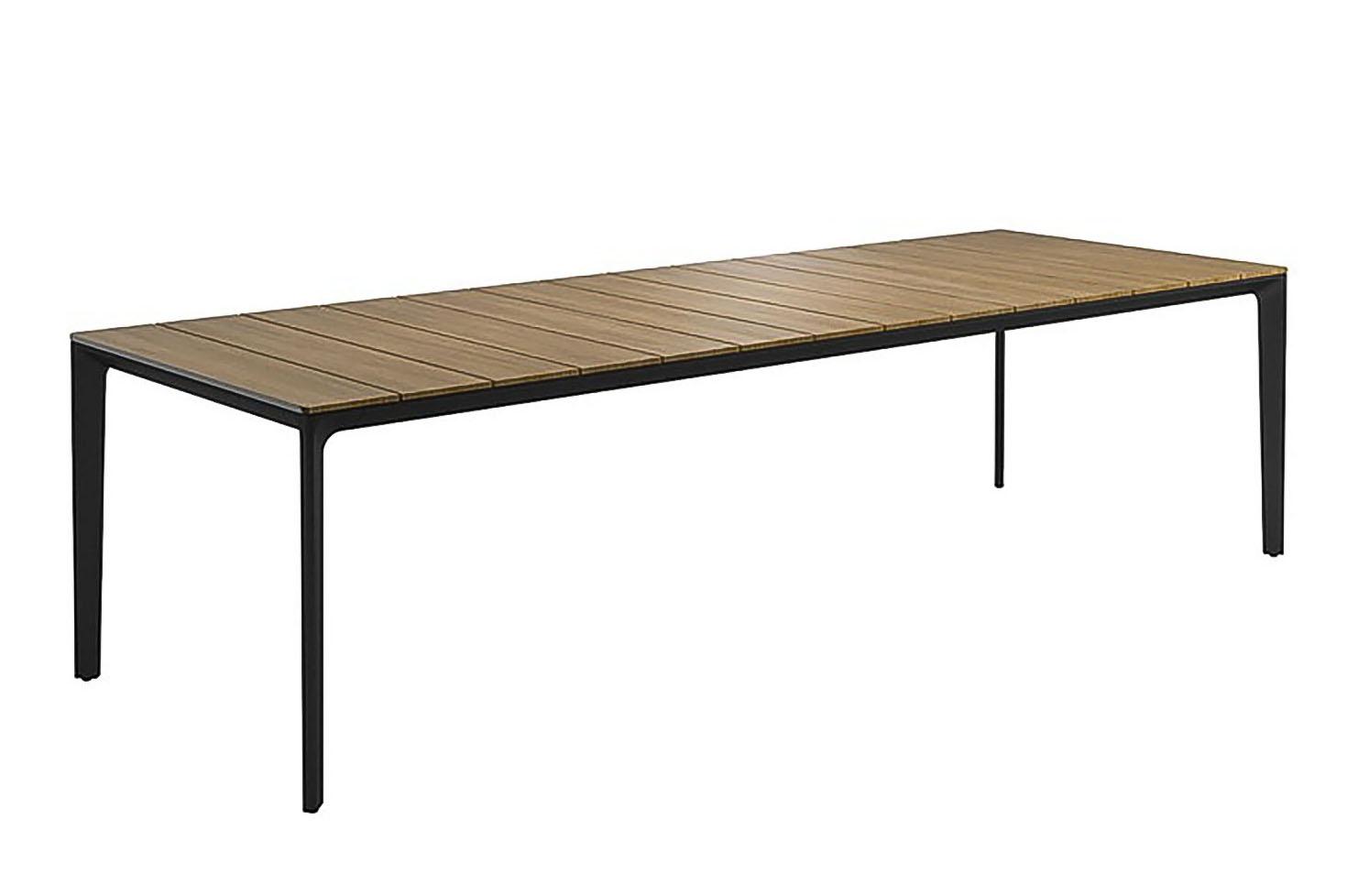 Gloster CARVER   Rectangular Table