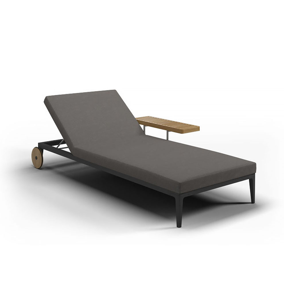 Gloster GRID Lounger