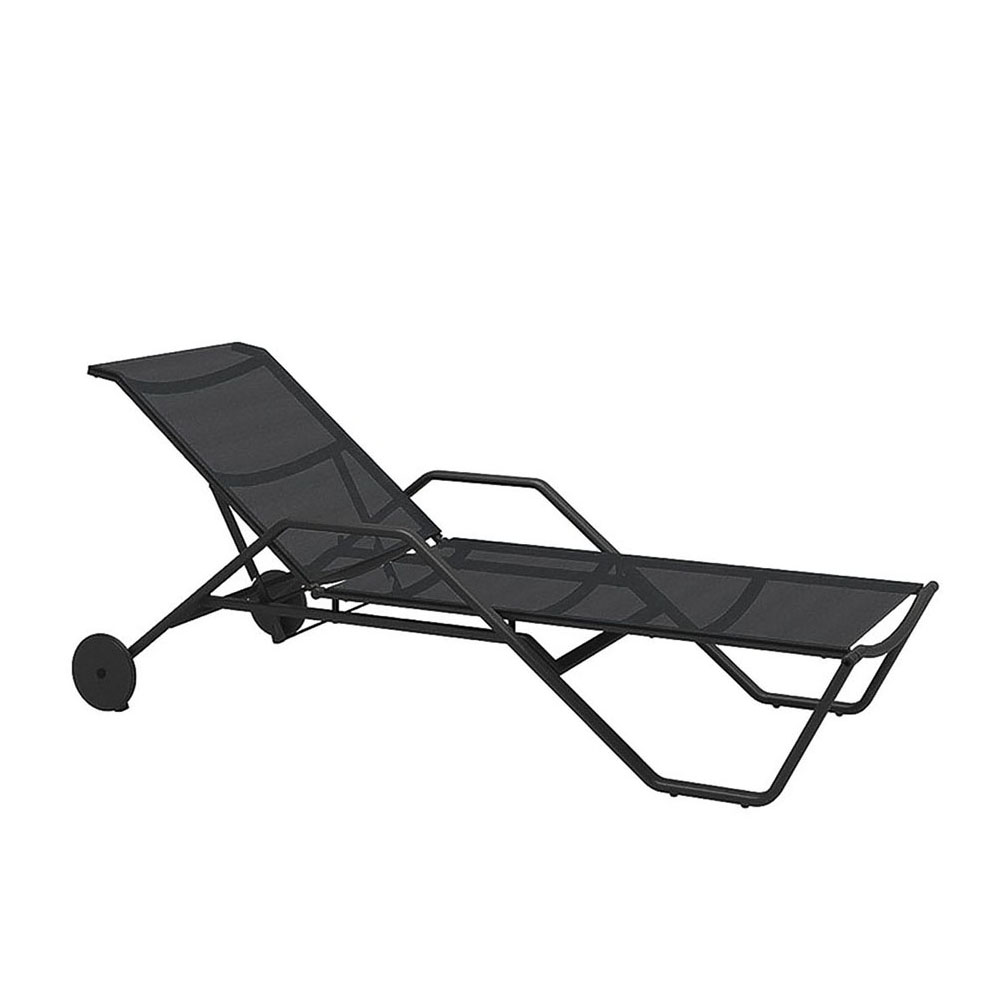 Gloster 180 Stacking Lounger