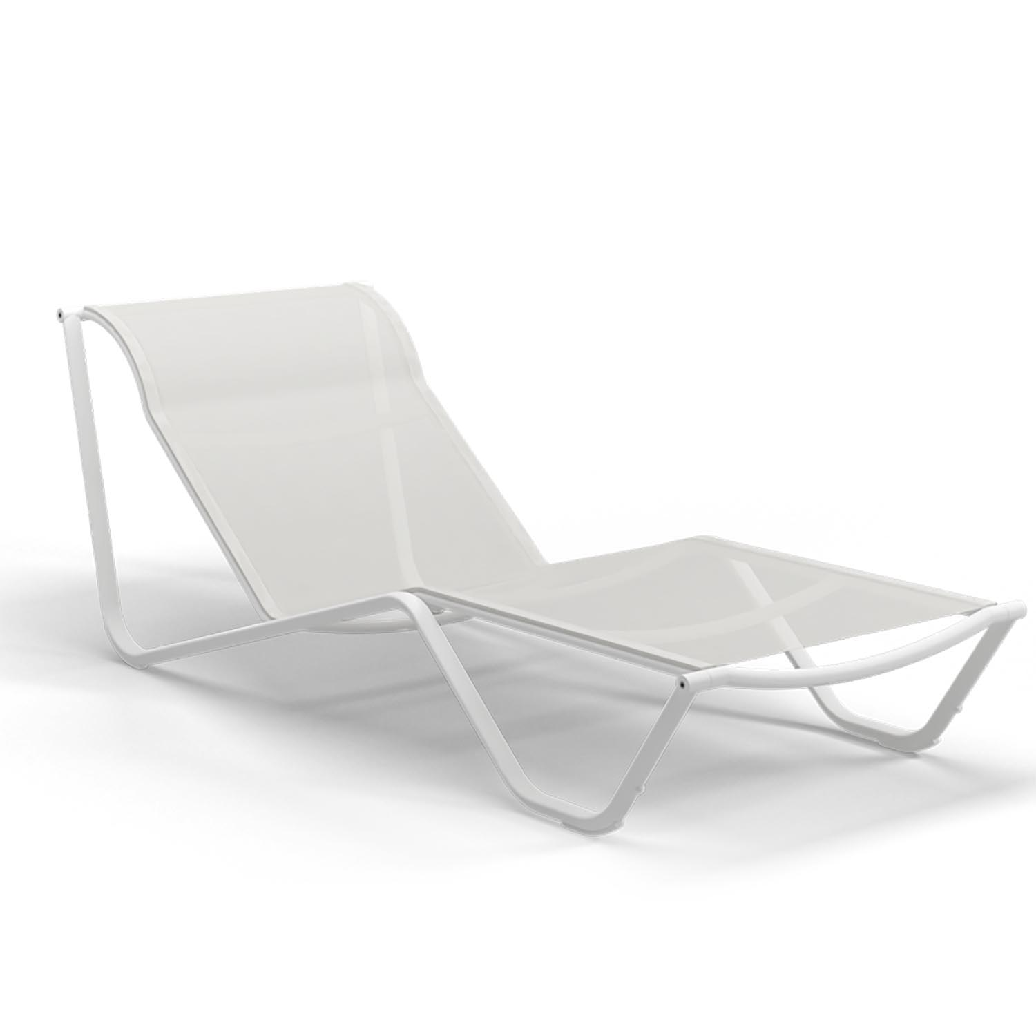 Gloster HELIO Stacking Lounger