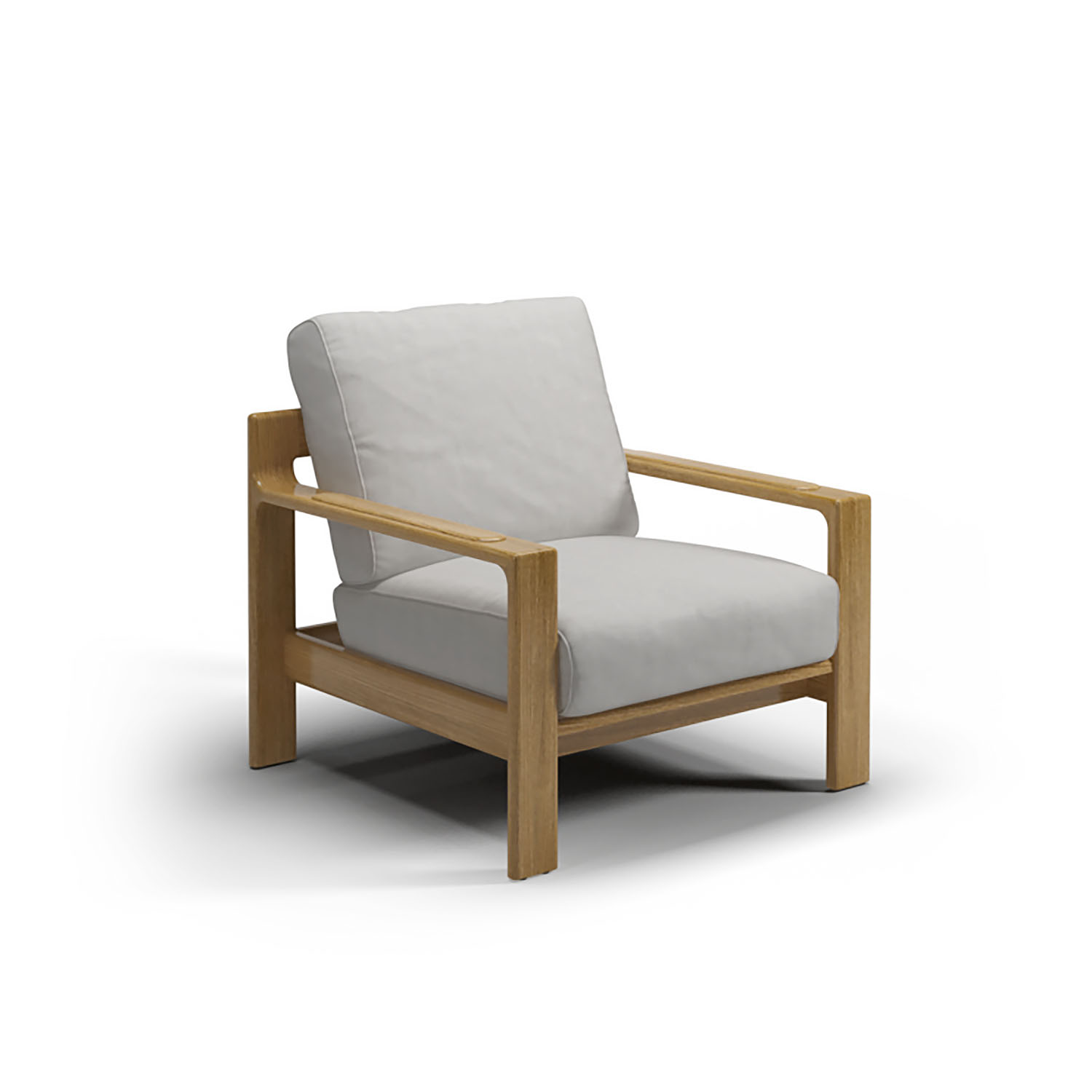Gloster LOOP Lounge Chair
