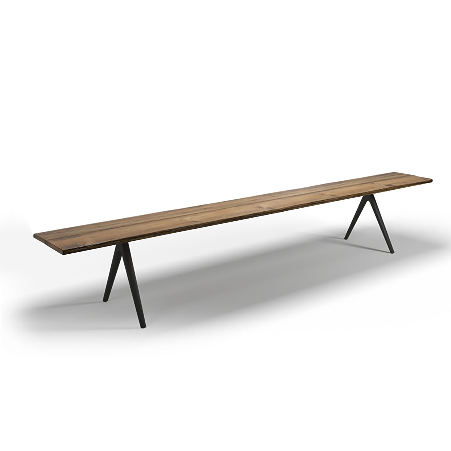 Gloster RAW Dining Bench