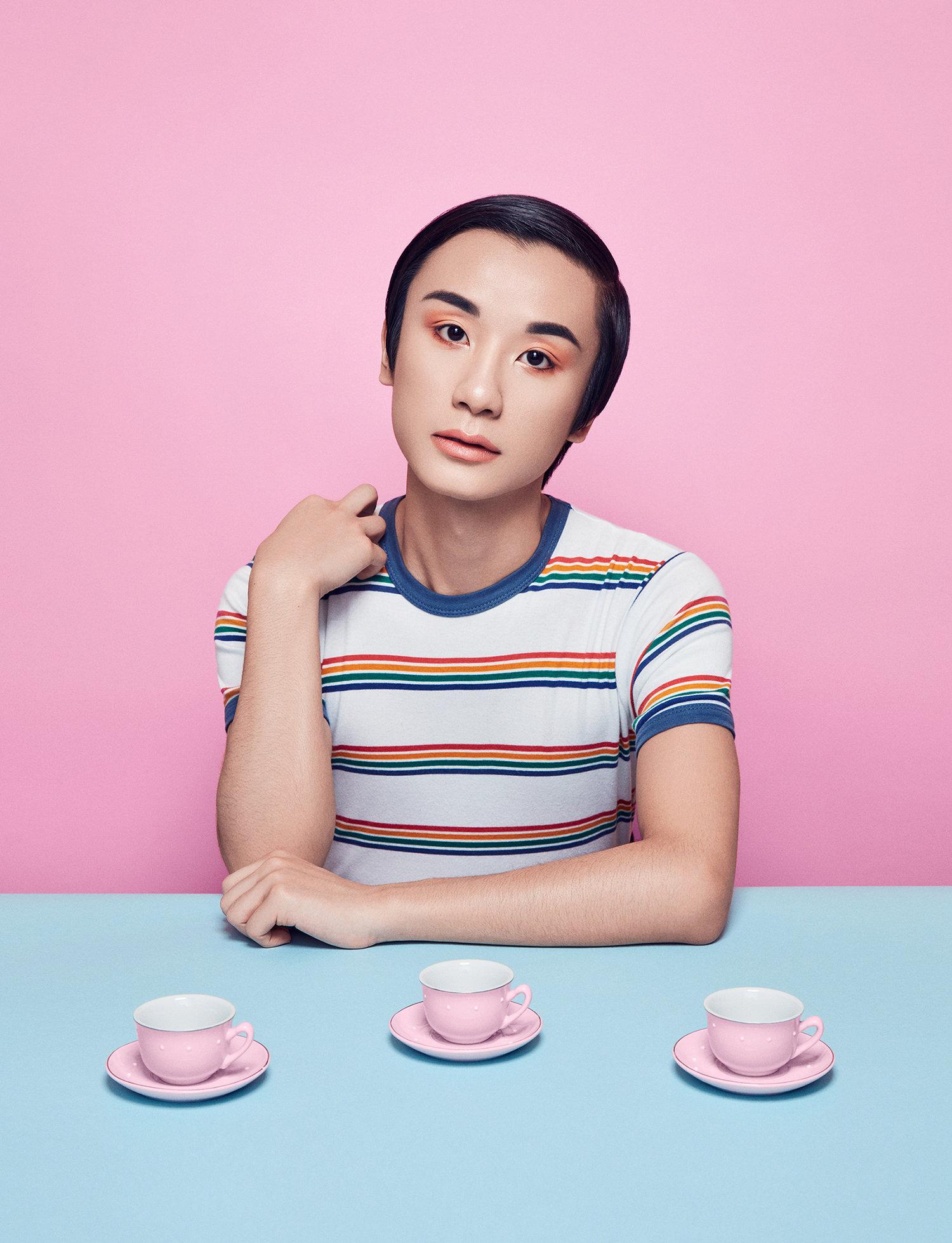 LGBTQ vlogger Flawless Kevin