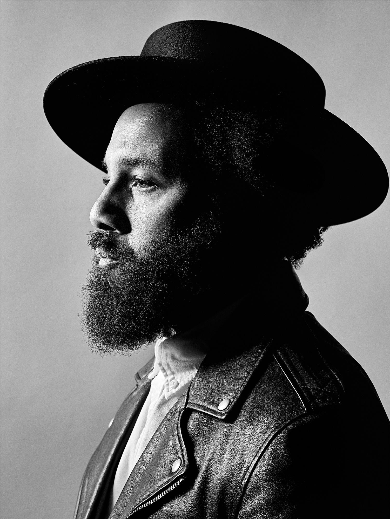 Stylist Curtis Bright