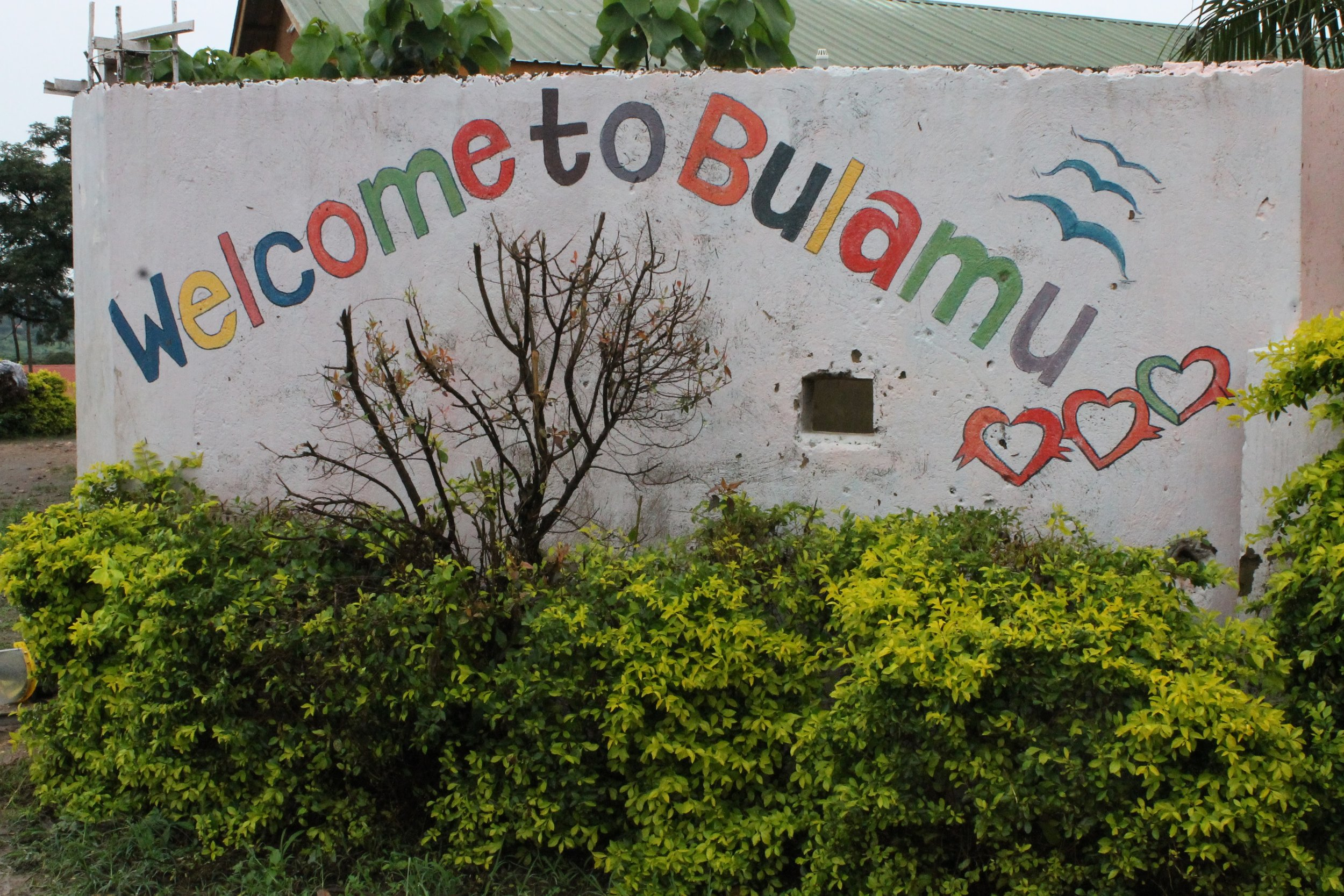 Bulamu Children's Home is home to over 200 orphans and children whose families can no longer take care of them. They house, feed and educate these children from Pre-K through high school.