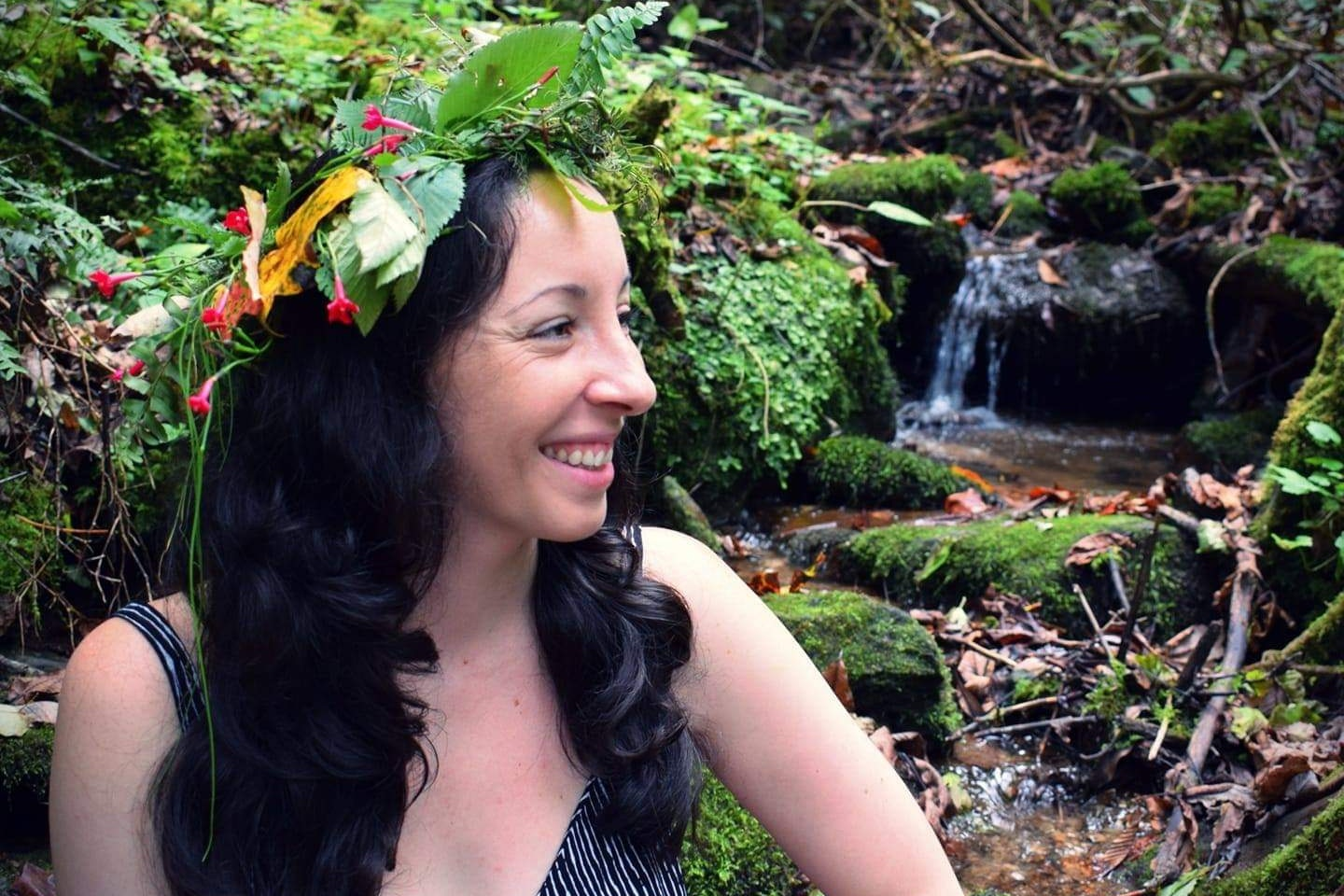 jessica ricchetti - Jessica Ricchetti is a Priestess & Energy Alchemist. She lives her life in Devotion, Love, Wild Woman Wisdom, and Sisterhood. Her soul-work is rooted in supporting women on a journey of Embodying Wholeness, rising in Divine Leadership, and sharing their own unique magic with the world. She practices an Alchemical blend of Energy Medicine, Sacred Ceremony, Soul Journey Breathwork, Women's Circles, Retreats, Shadow Work, Transformational Healings, Readings, and Mentorships. Her life and work are based in the sacred mountains of Asheville NC, and she supports women all over the world with distance sessions.