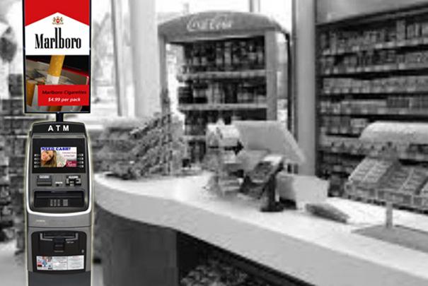 digital marketing at the ATM
