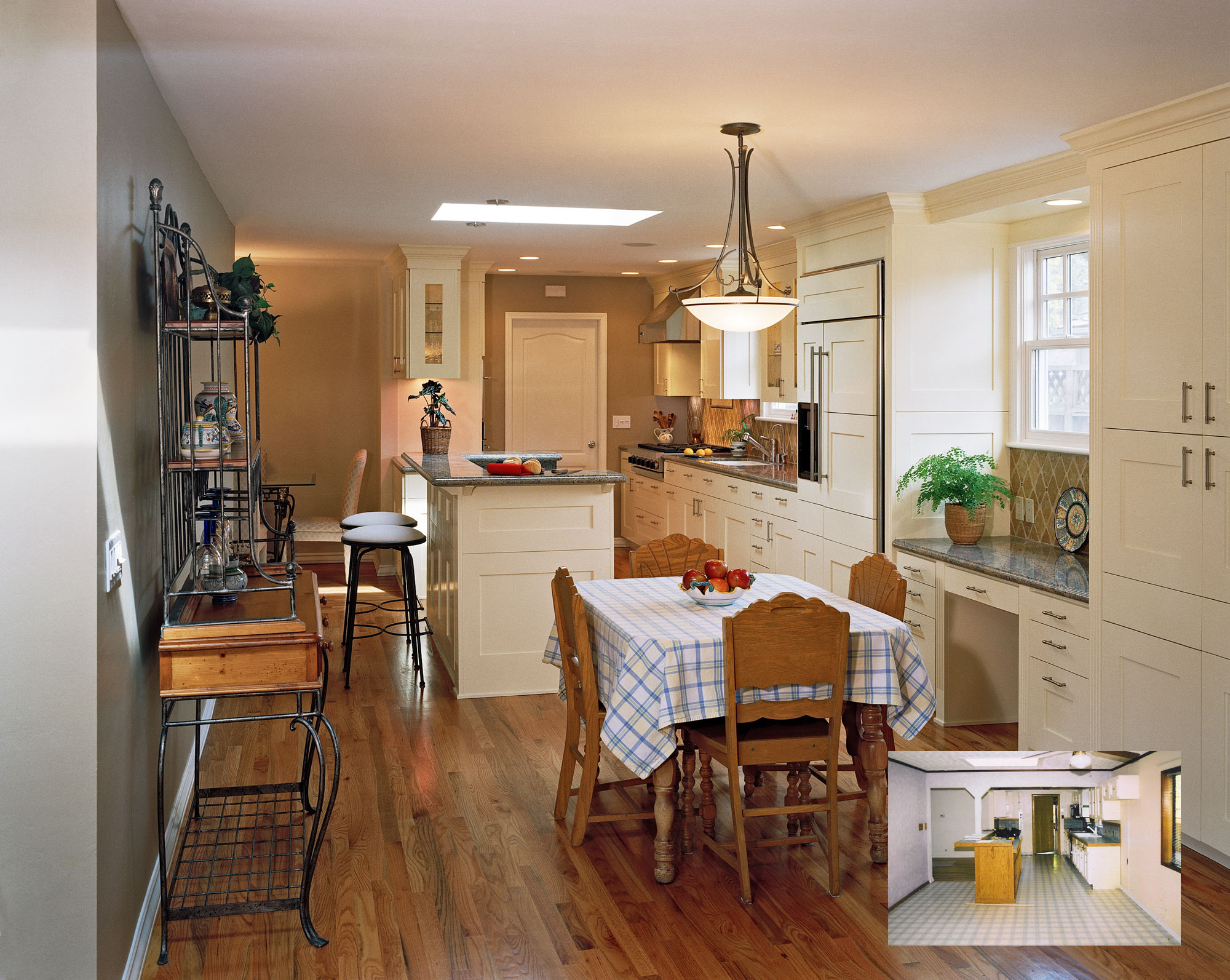 Kitchen and dining room before and after.jpg