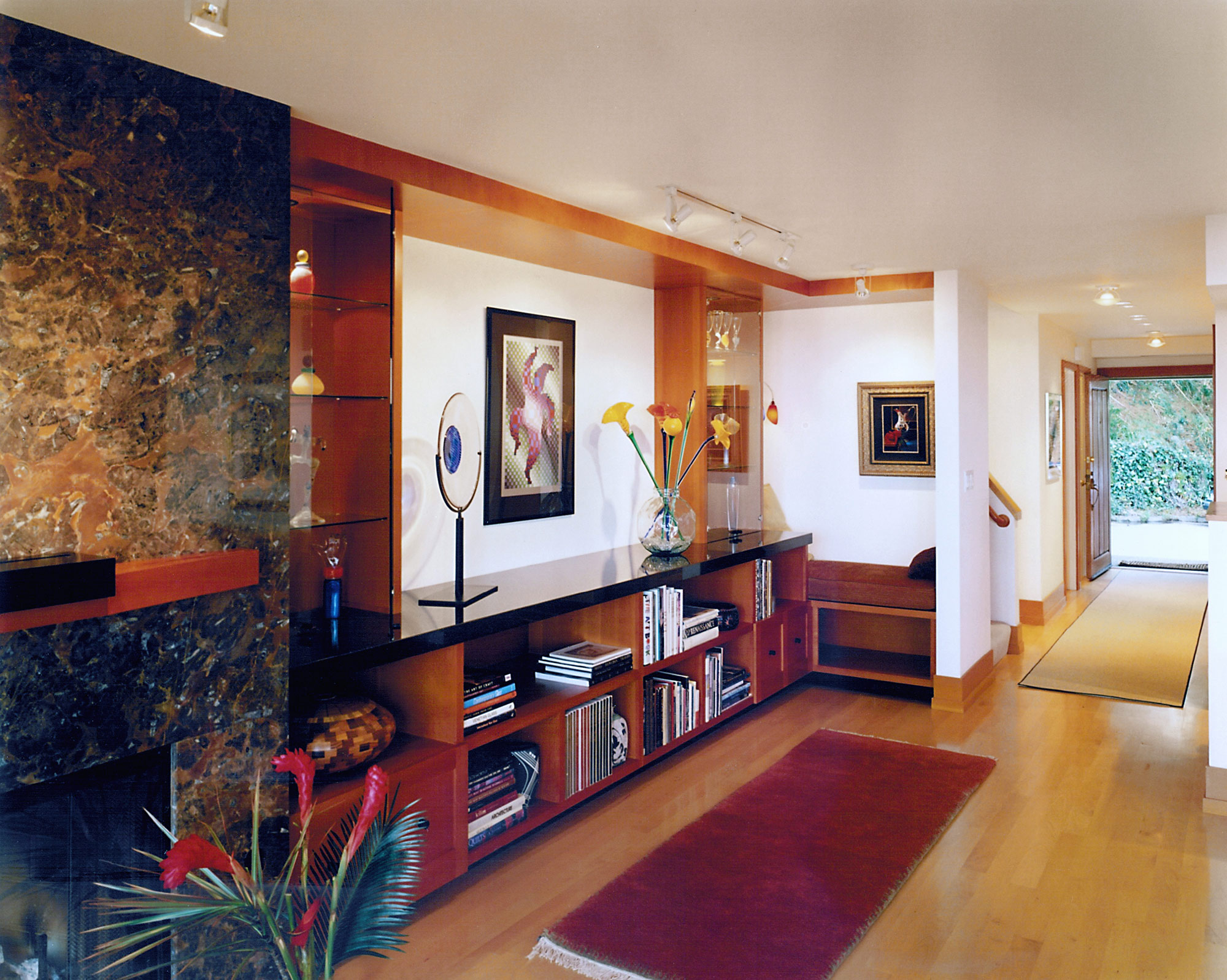 Kaplan-Architects-San Francisco-basement-remodelCabinet-and-halway-view.jpg