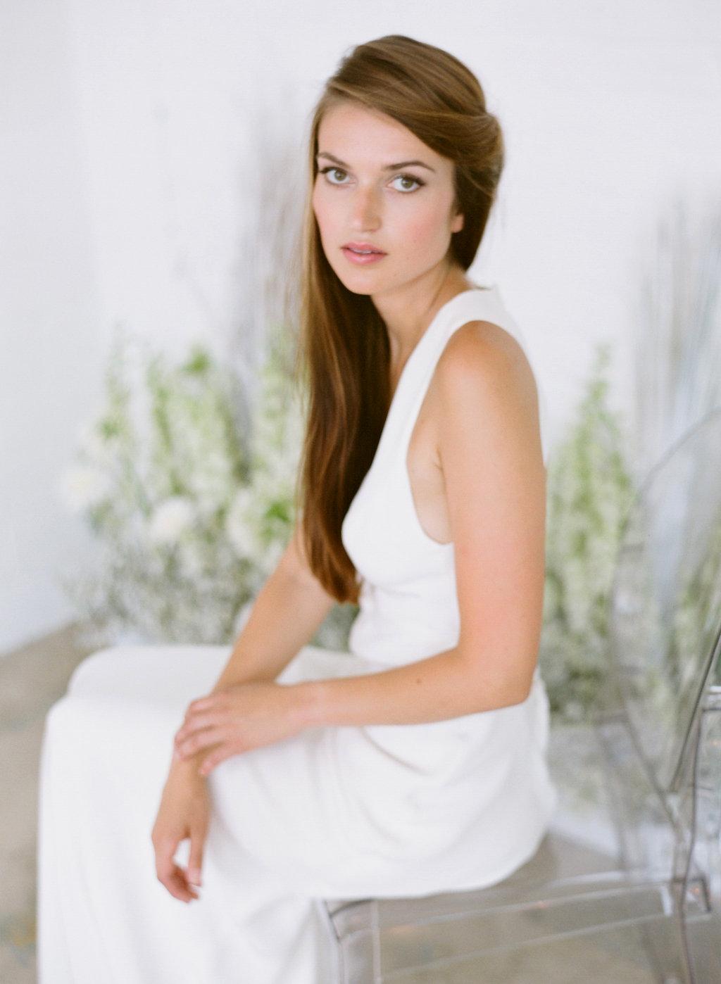 Pure and White Editorial - Minnesota Bride Magazine