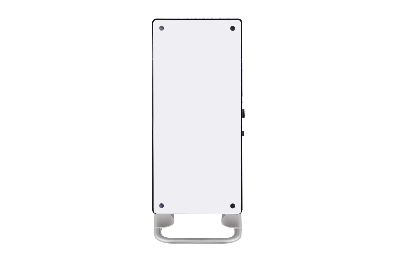 Mill AB-H1000 DN Glass oil heater side view
