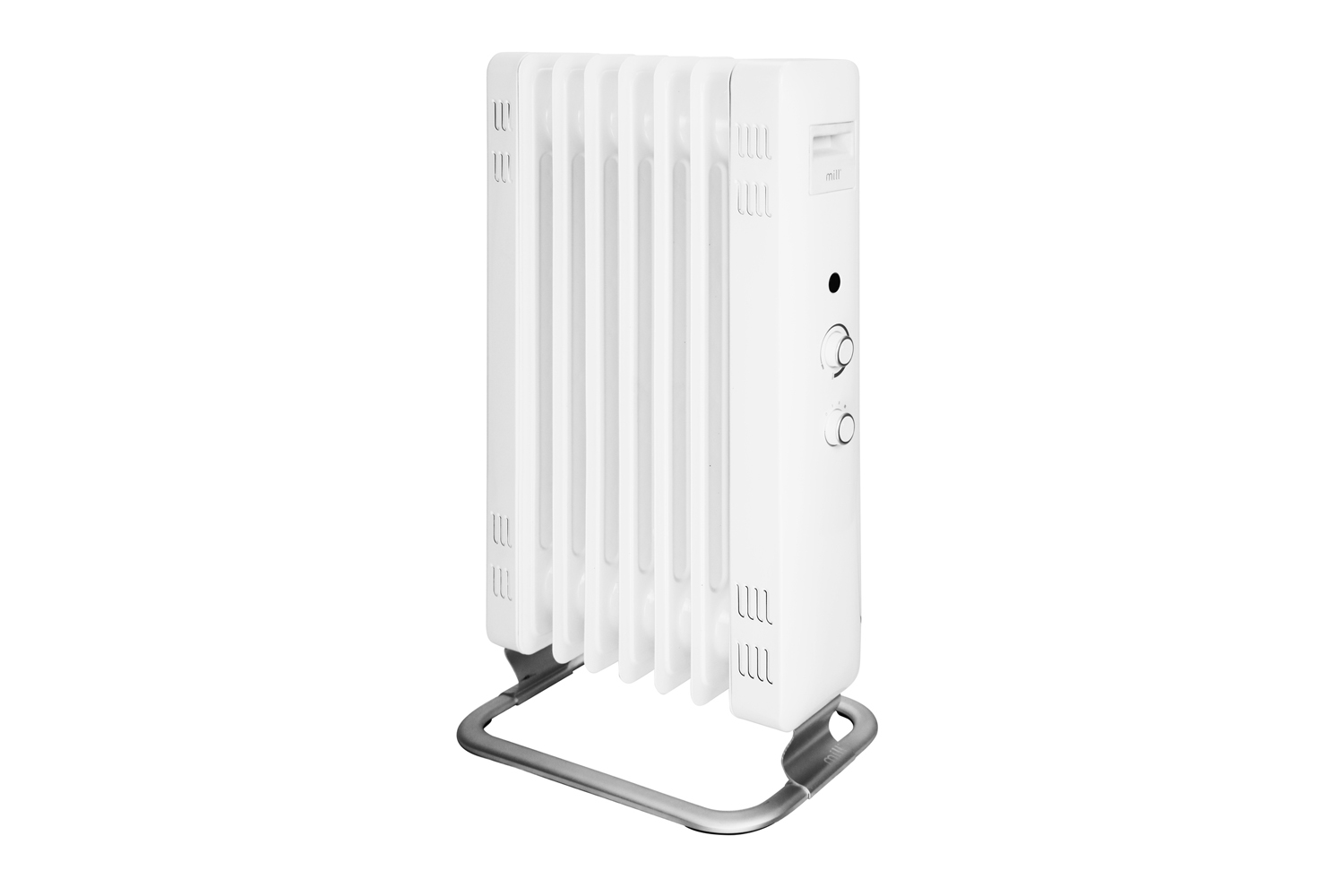 Mill JA1500 traditional oil heater front view