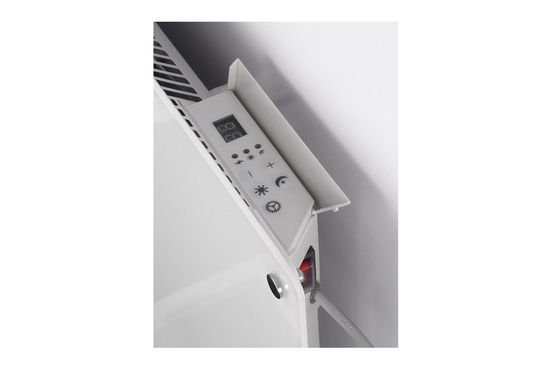 Mill MB600 glass heater controls