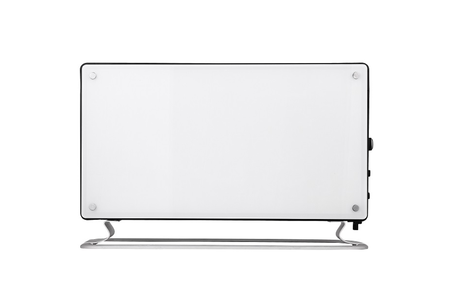 Mill SG2000 Glass convection heater front view