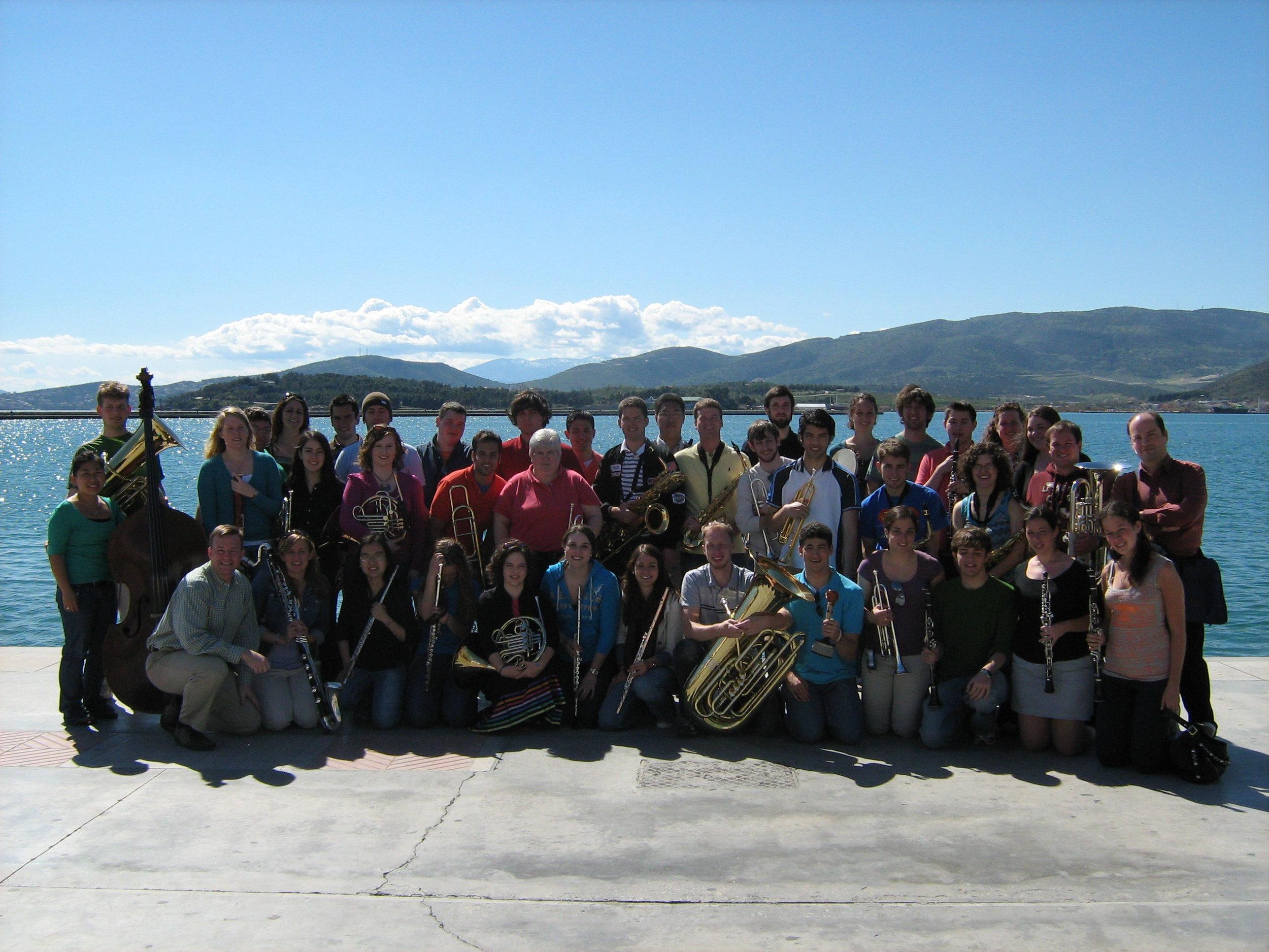 in Greece 2008.JPG