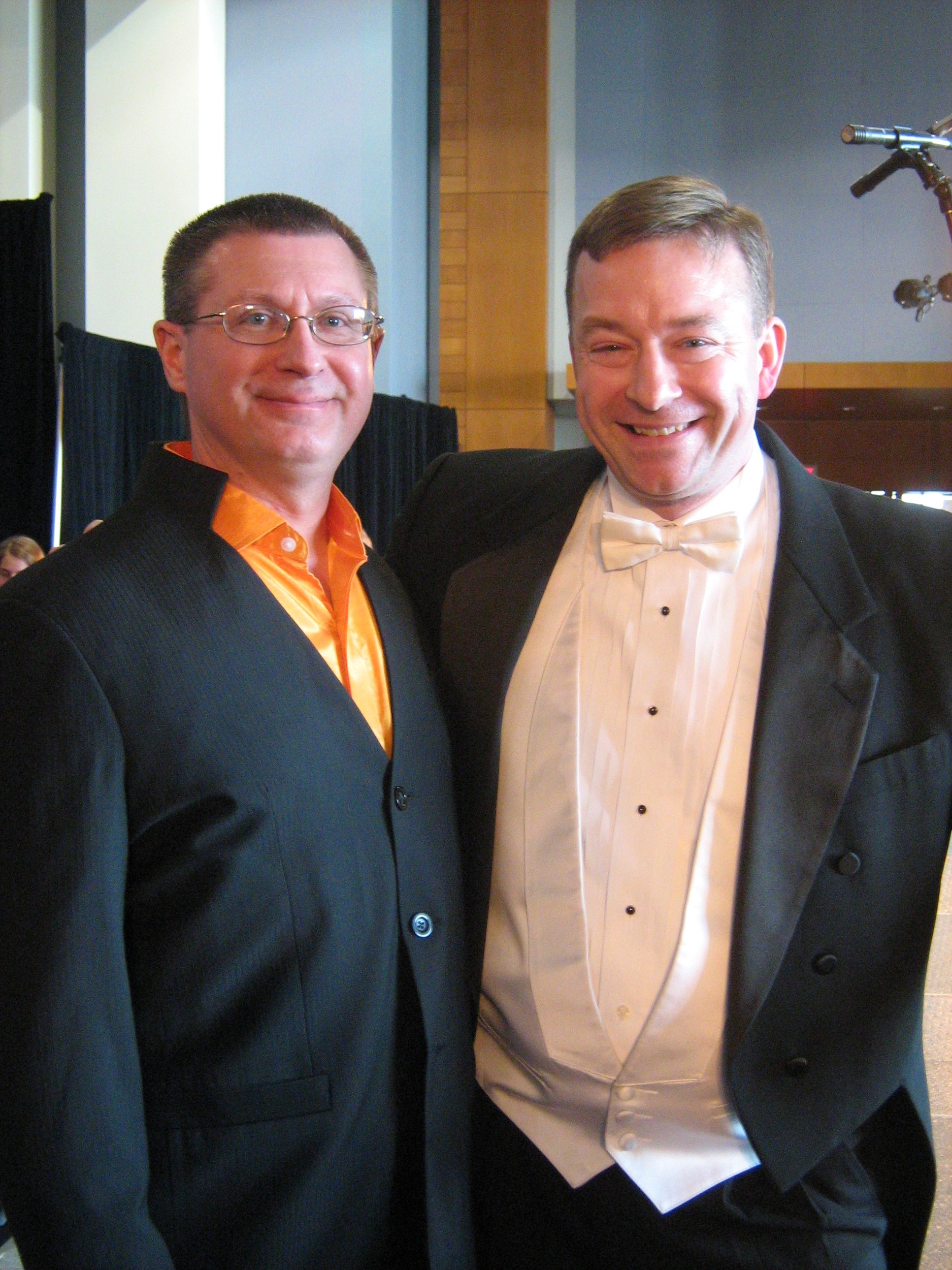 Mark Clodfelter at GMEA 2010.JPG