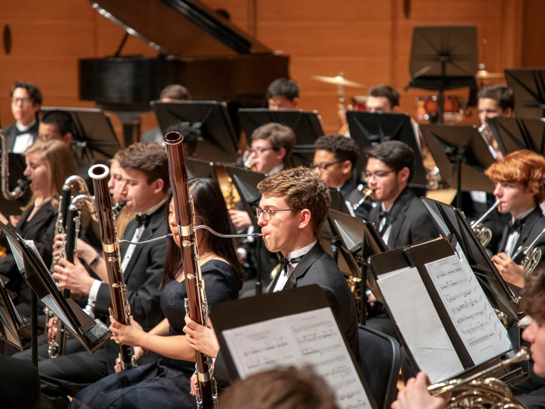 Join the music - As the premier youth wind ensemble in the Atlanta metropolitan area, the Atlanta Youth Wind Symphony provides positive and transformative musical experiences for talented high school musicians through high-quality instruction and exceptional music-making opportunities.