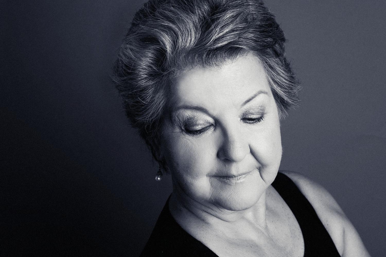 60 and Fabulous - Rose Pierce Portrait