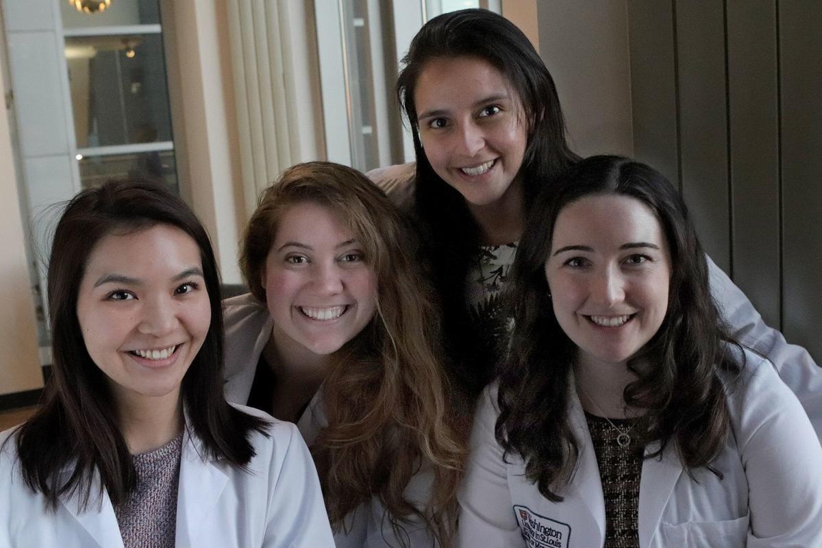 Five St. Louis medical students launch 500 Women in Medicine advocacy project - St. Louis TodayThey hope to soon launch a database with the names of women who can be a resource for anyone looking for experts in a medical field.