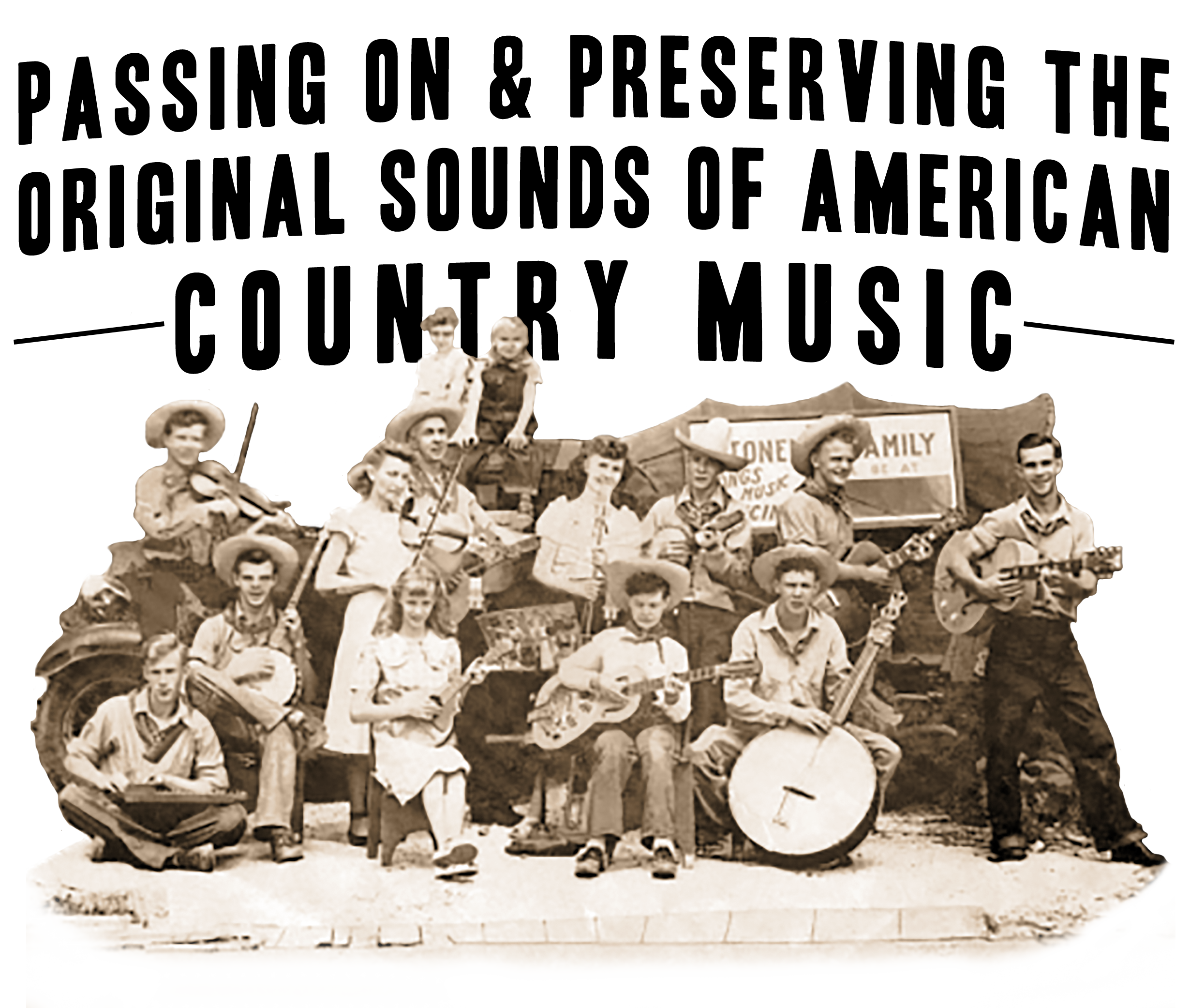 © Nashville School of Traditional Country Music, Community outreach, bluegrass and old-time music camp in Nashville, TN