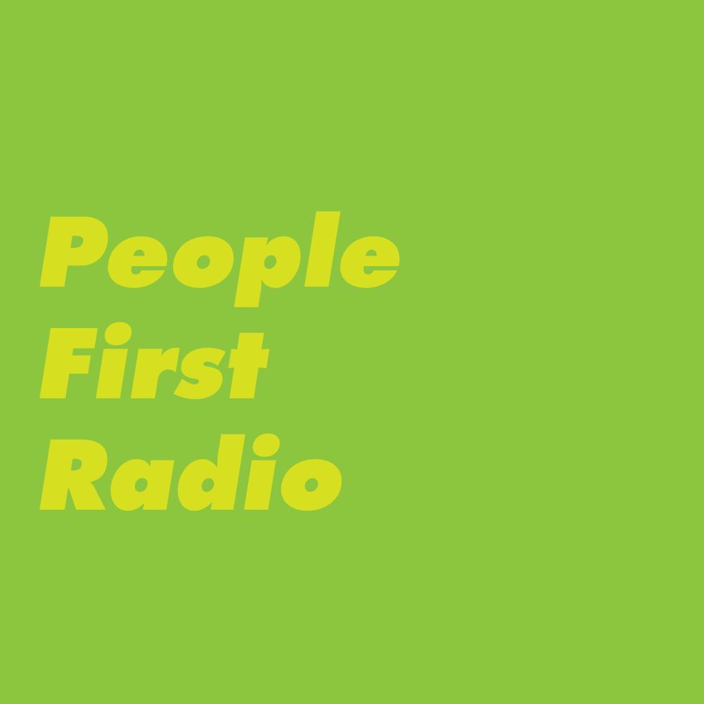 People First Radio (3PM–4PM)
