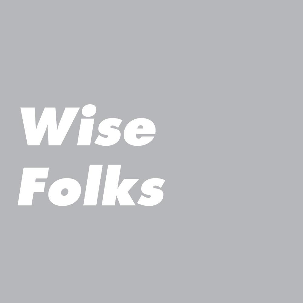 Wise Folks (1PM–2PM)