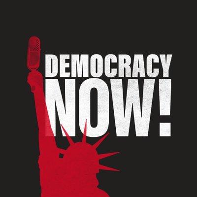Democracy Now (9AM–10AM)