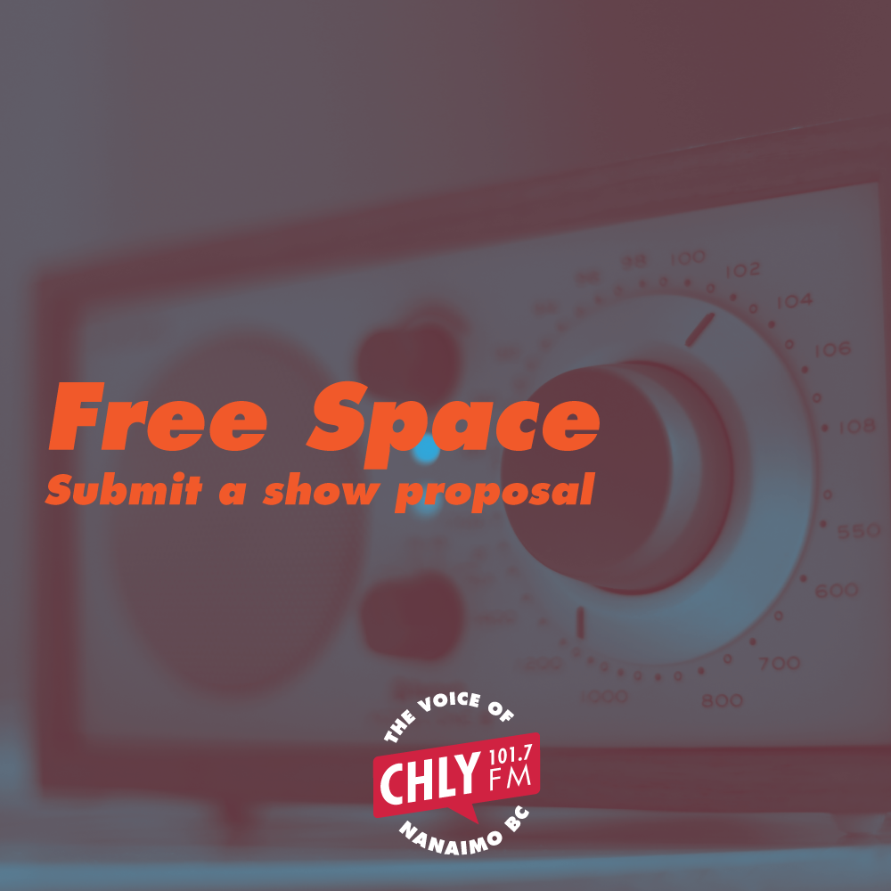 Free Space (10PM—11PM)