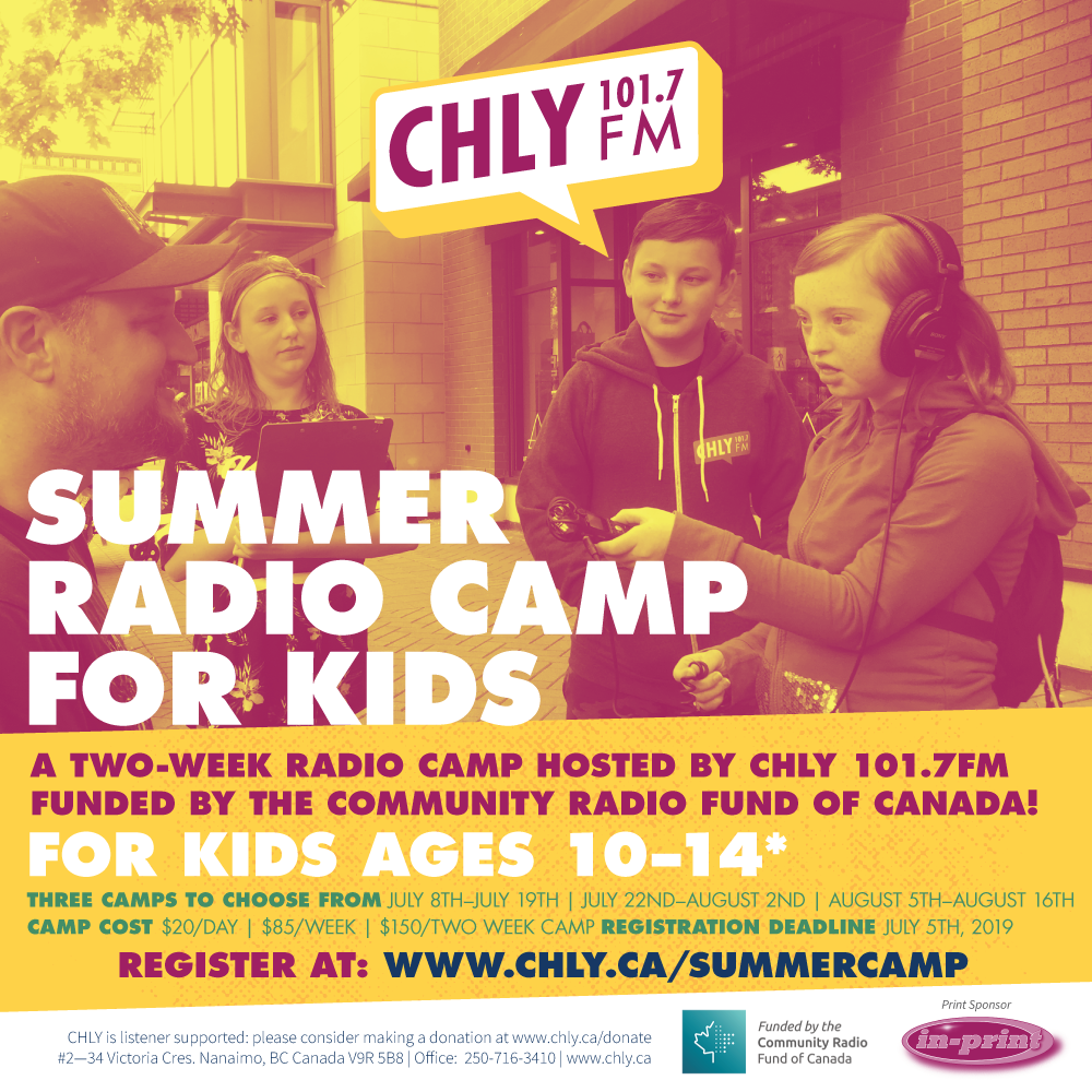 Summer Radio Camp