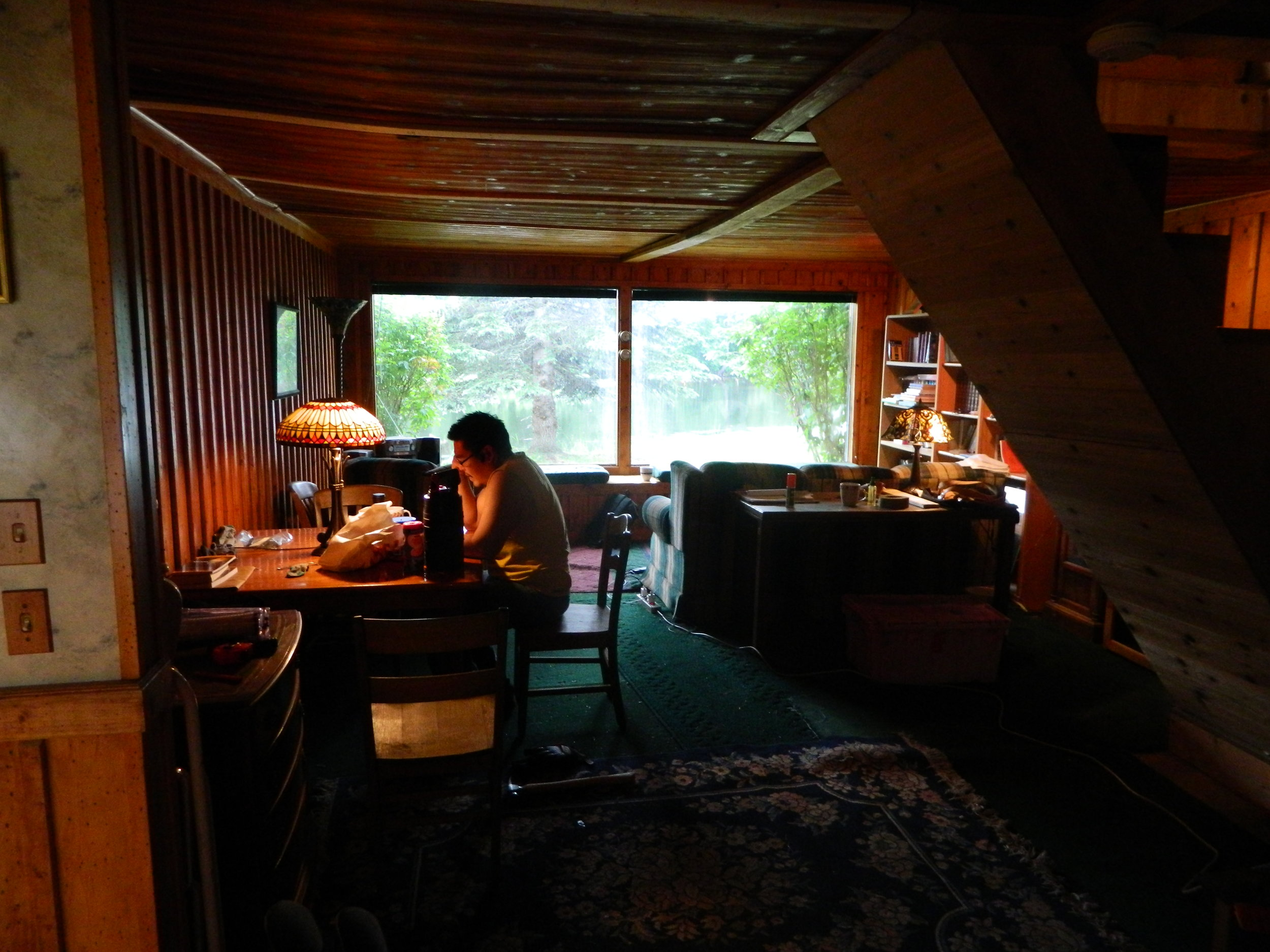 Main Lodge Study