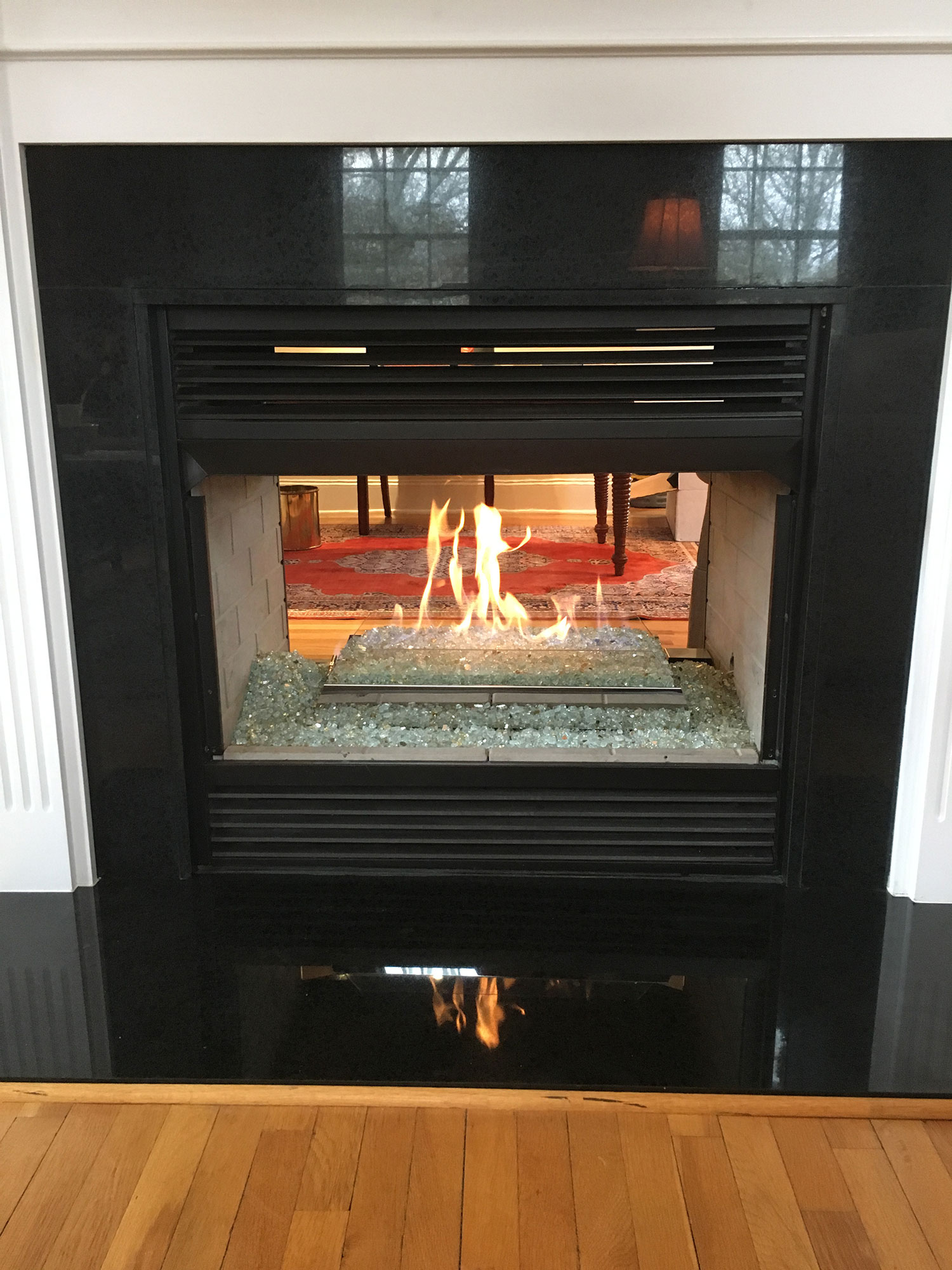 Gas Fireplaces Peacock Home Services Llc